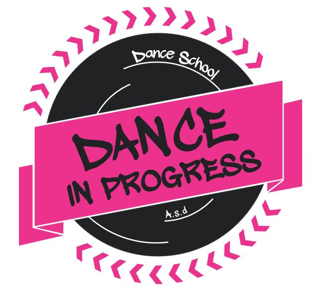 Logo scuola di ballo Dance in Progress