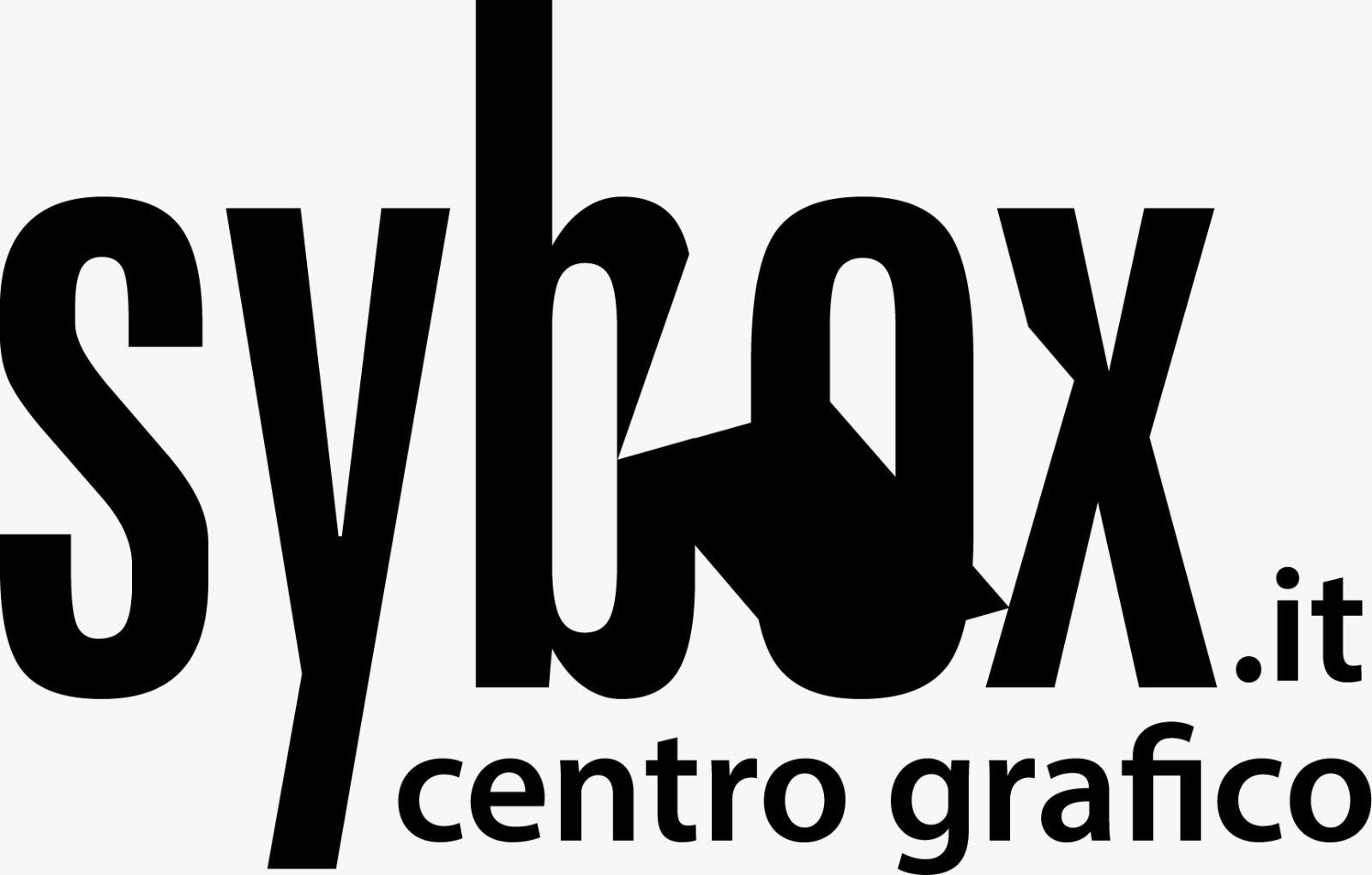 logo Sybox centro grafico